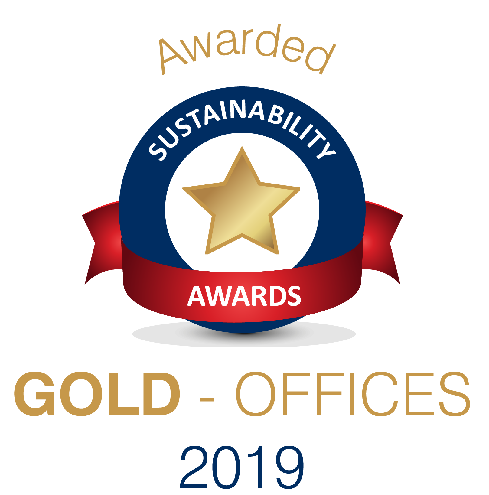 Sustainability Awards  GOLD - Offices