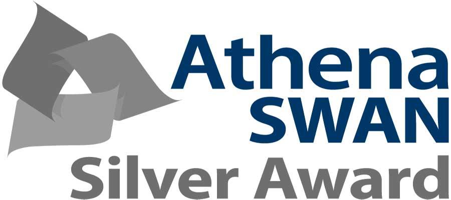 Athena Swan Silver Award Logo