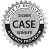 CASE Silver Award - Communications Program Improvement