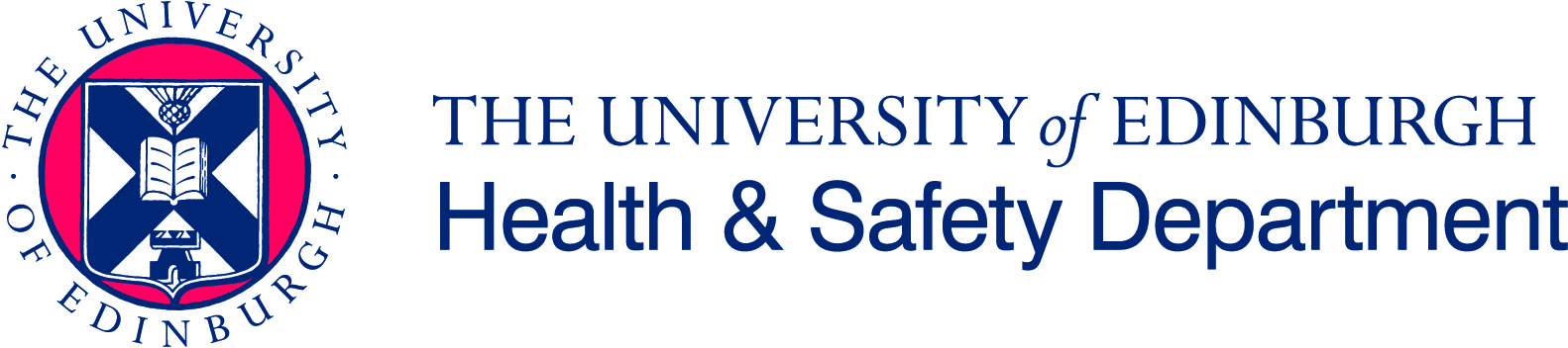 Health and Safety Department logo
