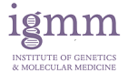 MRC Institute of Genetics & Molecular Medicine logo