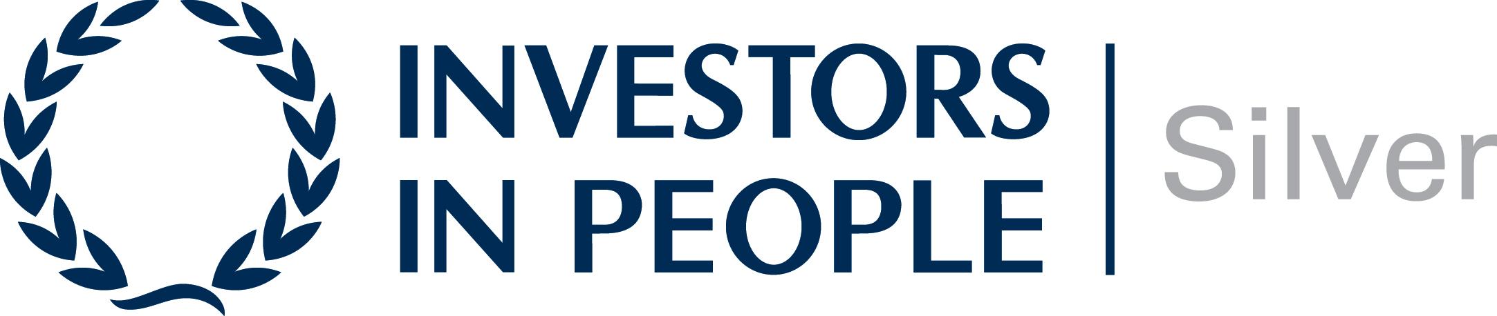 Investors in People Silver award logo