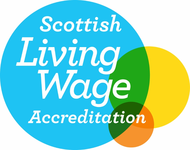 Scottish Living Wage Accreditation
