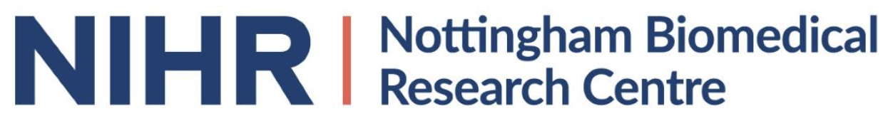 NIHR Nottingham Biomedical Research Centre logo