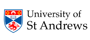 Image result for university of st andrews logo