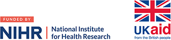 National Institute for Health Research and UK Aid
