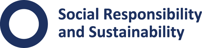 Social Responsibility and Sustainability logo