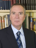 Vice-Principal International, Professor Stephen Hillier
