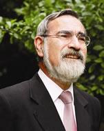 The Chief Rabbi, Sir Jonathan Sacks