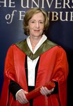The President of Massachusetts Institute of Technology, Susan Hockfield.
