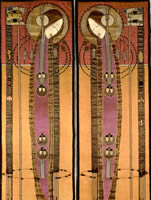 Margaret MacDonald MacKintosh - Unititled (1904).