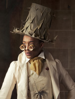 Clementine Robertson: Costume design from Laboratory of Curiosity: The Botanical Absurd