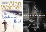 The Deadman's Pedal by Alan Warner and The Last Sane Man by Tanya Harrod.