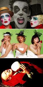 Festival shows: The Devil May Drag You Under, Fascinating Aida, Phantomysteria