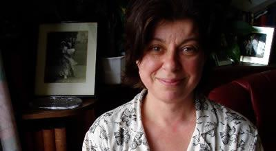 Professor Laura Marcus of the School of Literatures, Languages and Cultures