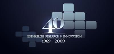 Edinburgh Research and Innovation 1969 - 2009