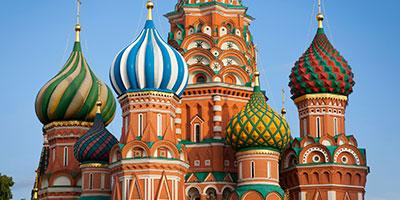 Photo of St Basil Cathedral, Moscow