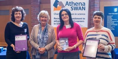 Athena Swan awards 2014
