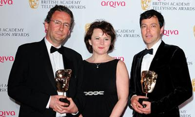 BAFTA success for philosophy graduate