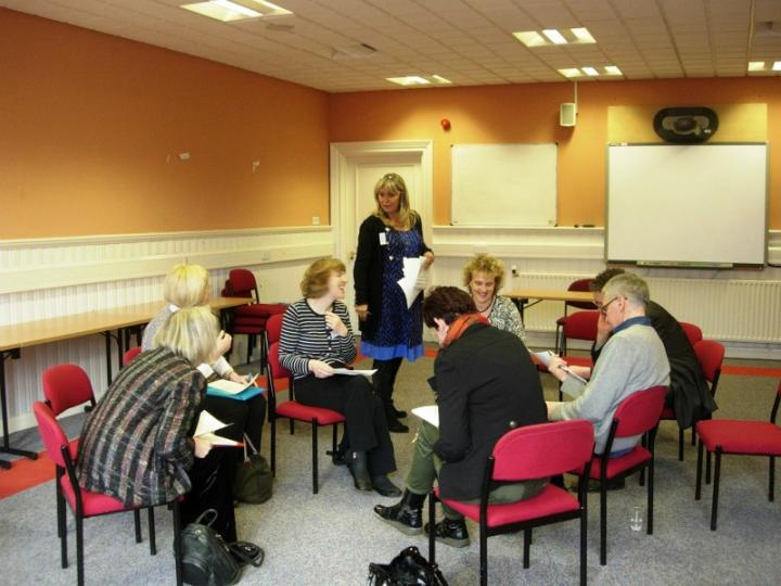 Photo of ESRC Seminar Series Think Tank 3