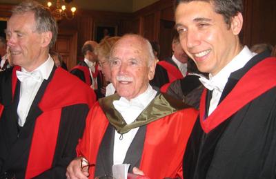 Dr Frank Rushbrook