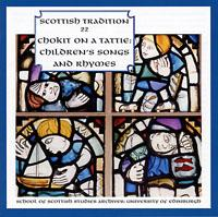 Scottish Tradition 22 CD cover