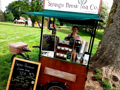 The Strange Brew Tea Company