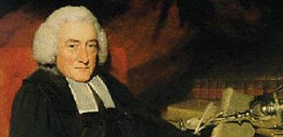 A painting of William Robertson