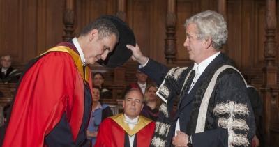 Theo graduation