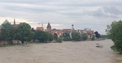 River Danube at Ulm