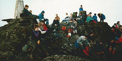 Hillwalking Club 1988