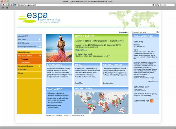 espa website