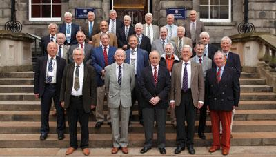 Edinburgh University Air Squadron reunion