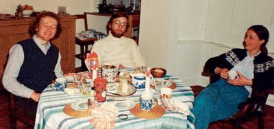 Dinner in 1981