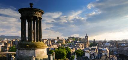 Edinburgh's skyline