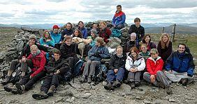 Hillwalking Club 25th Anniversary