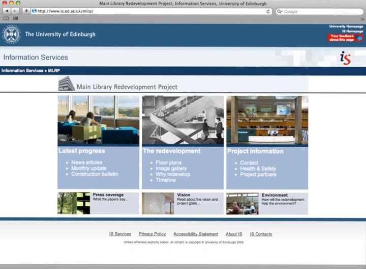 mlrp webpage
