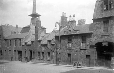 Share your memories of the Pleasance   The University of Edinburgh