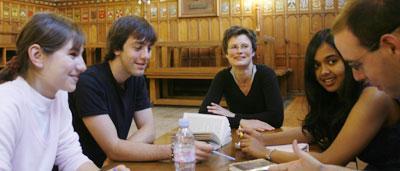 Tutorial group meeting