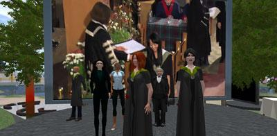 Second Life Graduation