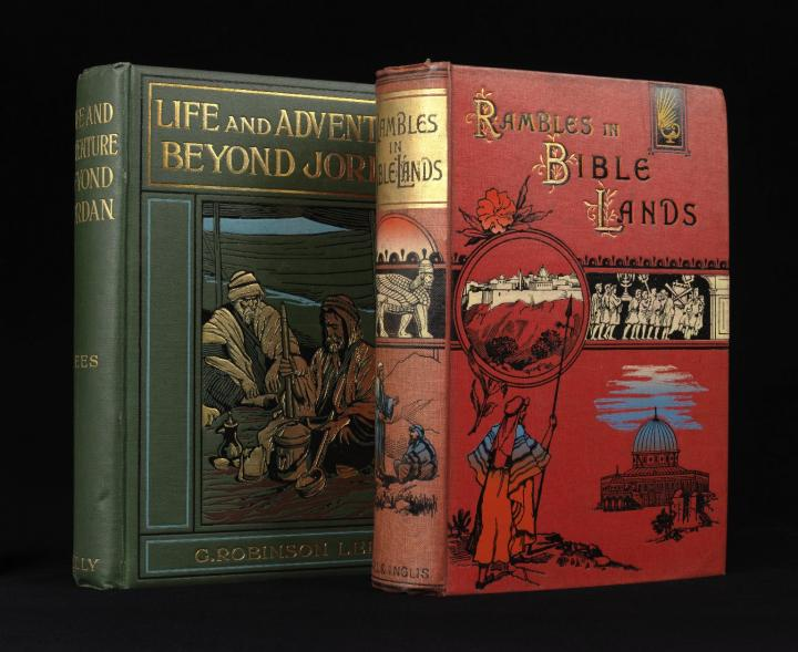 two books from New College special collections