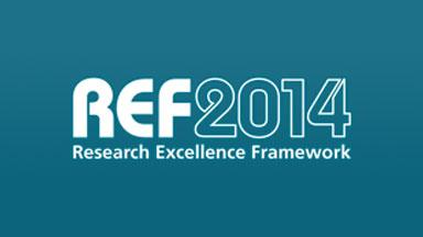 Research Excellence Framework 2014 logo