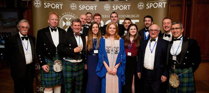 Former Presidents of the Edinburgh University Sports Union