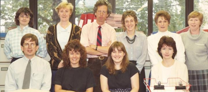 Stroke Research Group in 1987