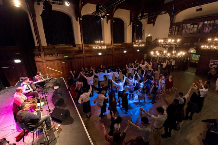 Highland Society 180th Anniversary Ceilidh