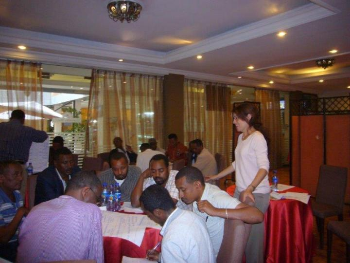 Young Stock Mortality interventions monitoring & evaluation training