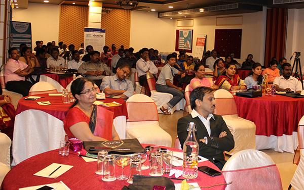 Participants at the RUHSA event, Vellore, India