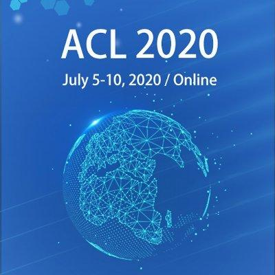 ACL conference 2020 logo