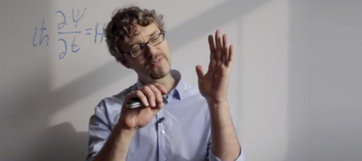 Dr Adam Kirrander