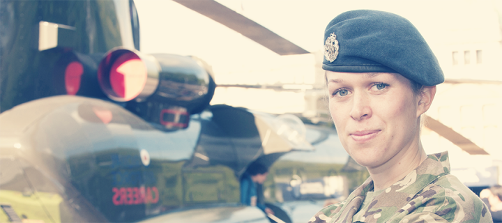 Royal Air Force woman